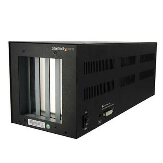 Rack disque dur interne StarTech.com Boitier d'extension PCIe vers 2x PCI et 2x PCIe