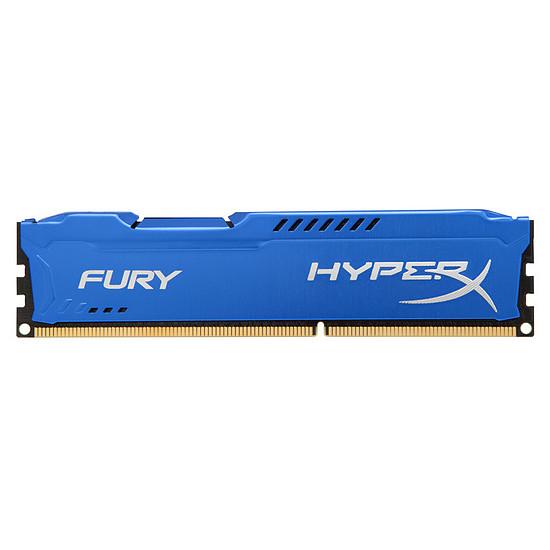 Mémoire HyperX Fury Blue DDR3 1 x 8 Go 1600 MHz CAS 10