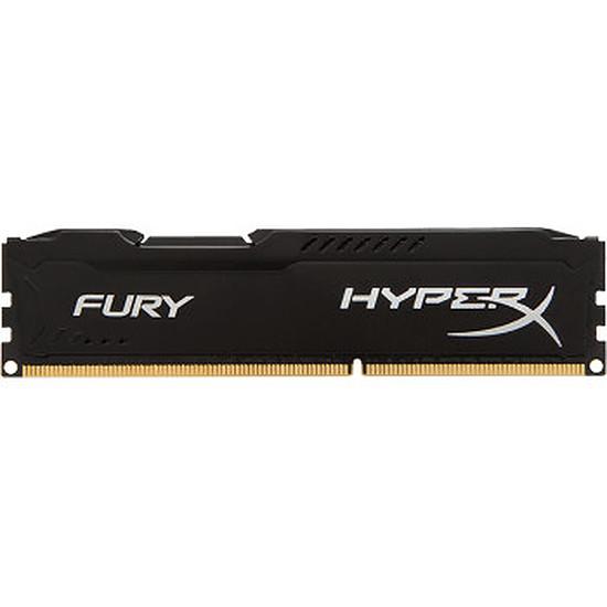 Mémoire HyperX Fury Black DDR3 1 x 4 Go 1866 MHz CAS 10