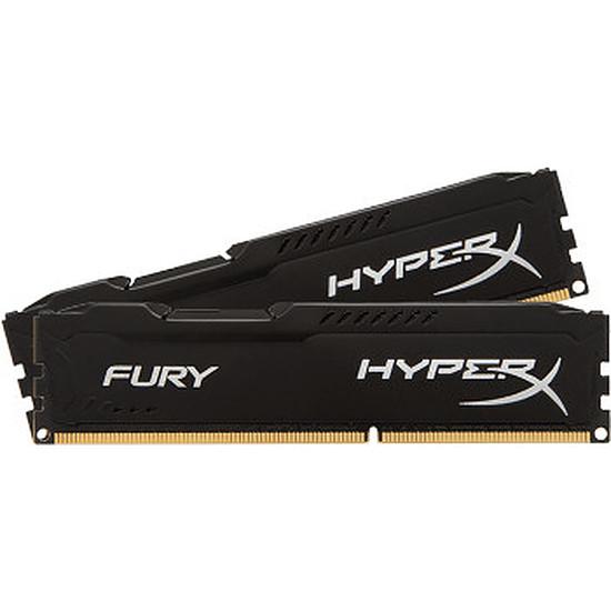 Mémoire HyperX Fury Black DDR3 2 x 8 Go 1866 MHz CAS 10