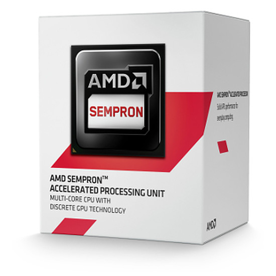 Processeur AMD Sempron 2650