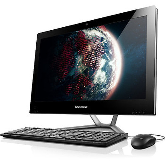 "PC de bureau Lenovo IdeaCentre C460 Touch - i3 - 21,5"" Full HD"