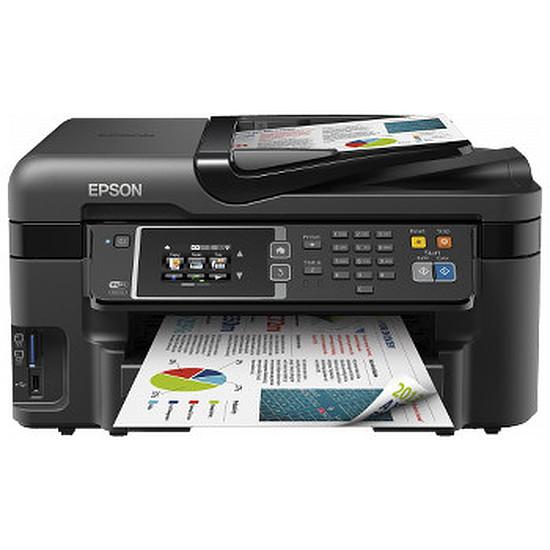 Imprimante multifonction Epson WorkForce WF-3620DWF