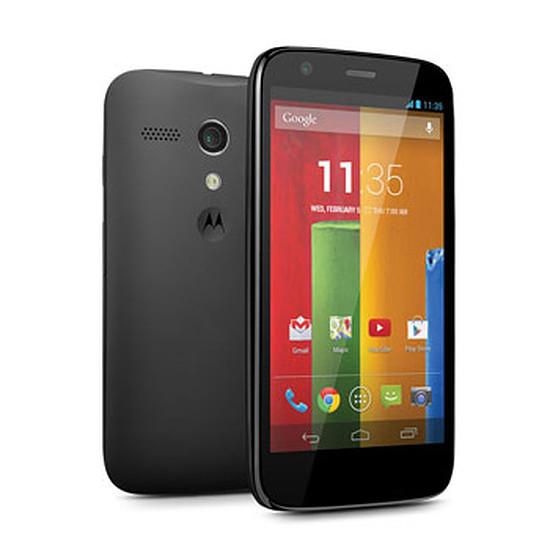 Smartphone et téléphone mobile Motorola Moto G - 16 Go