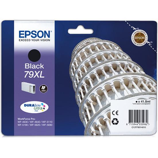 Cartouche imprimante Epson 79XL Noir - C13T79014010