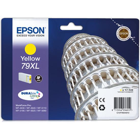 Cartouche imprimante Epson 79XL Jaune - C13T79044010