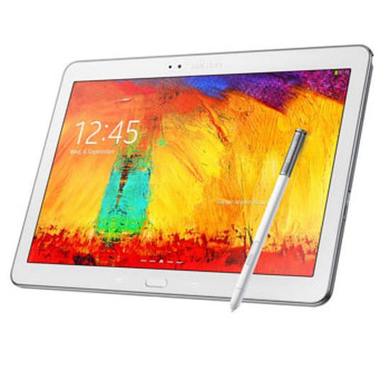 Tablette Samsung Galaxy Note 10.1 2014 4G LTE (Blanc)