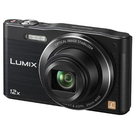 Appareil photo compact ou bridge Panasonic Lumix DMC-SZ8 Noir