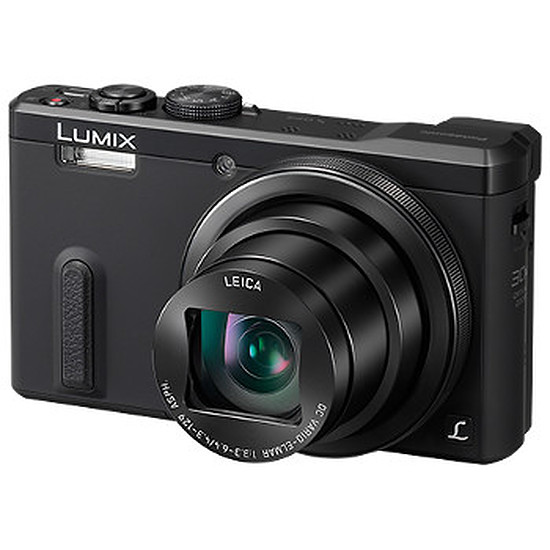 Appareil photo compact ou bridge Panasonic Lumix DMC-TZ60 Noir