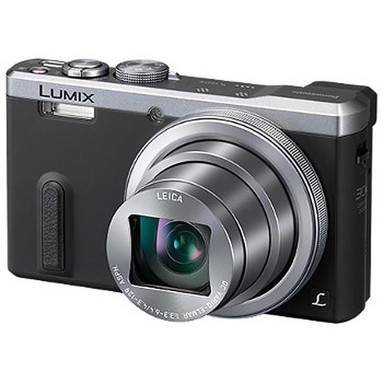Appareil photo compact ou bridge Panasonic Lumix DMC-TZ60 Silver