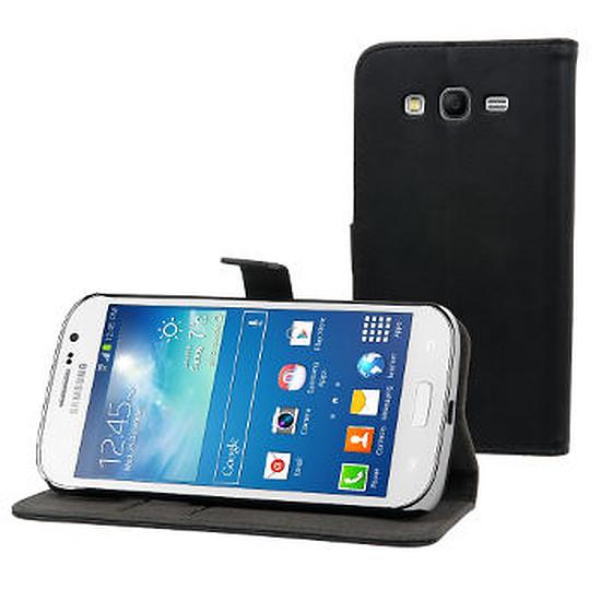 Coque et housse Muvit Etui à rabat (noir) - Samsung Galaxy Grand Plus