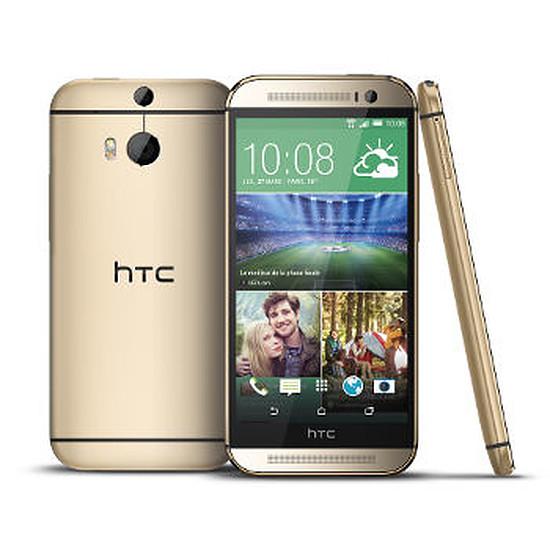 Smartphone et téléphone mobile HTC One M8 (or)
