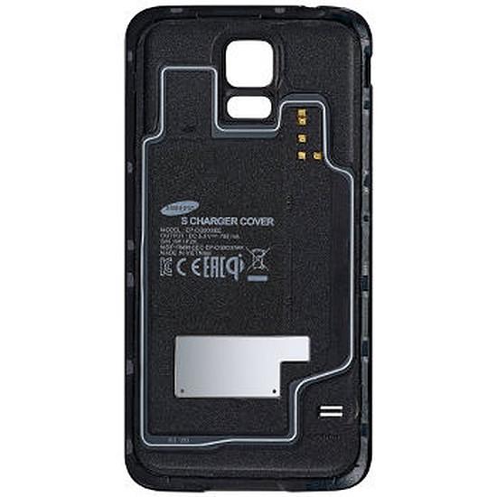 Coque et housse Samsung Coque à induction (noir) - Galaxy S5