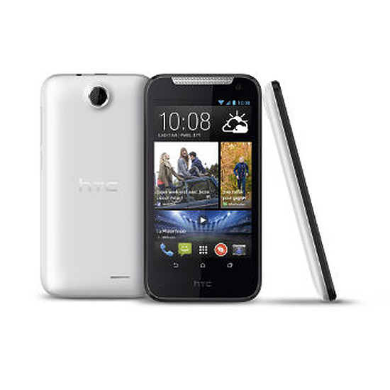 Smartphone et téléphone mobile HTC Desire 310 (blanc)
