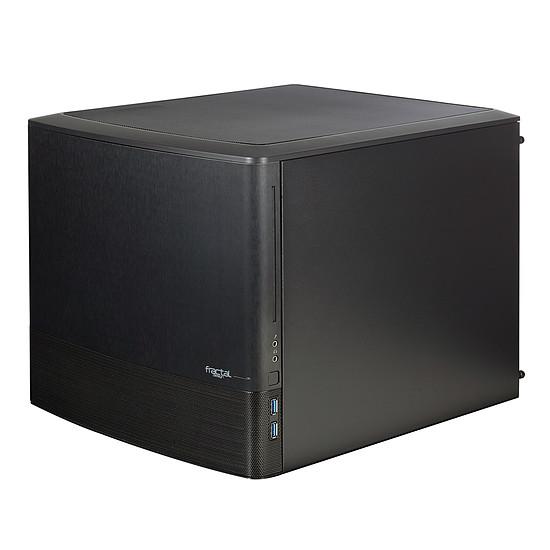 Boîtier PC Fractal Design Node 804 Black Window - Autre vue
