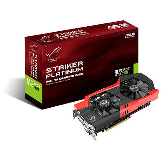 Carte graphique Asus GeForce GTX 760 ROG STRIKER OC - 4 Go