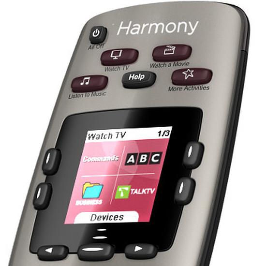Télécommande Logitech Harmony 650 - Autre vue