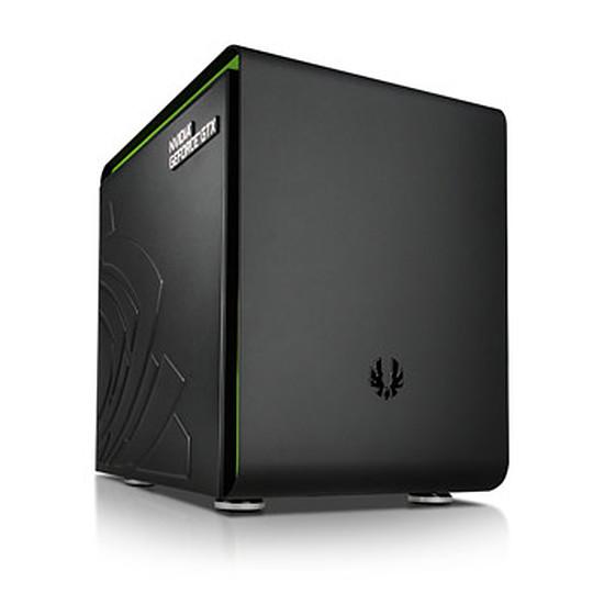 Boîtier PC BitFenix Phenom M (micro ATX) Noir - Edition NVIDIA