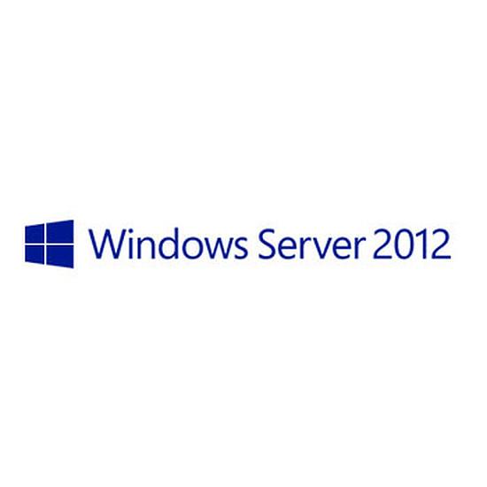 Accessoires Serveur HP Windows Server 2012 R2 Standard (748921-B21)