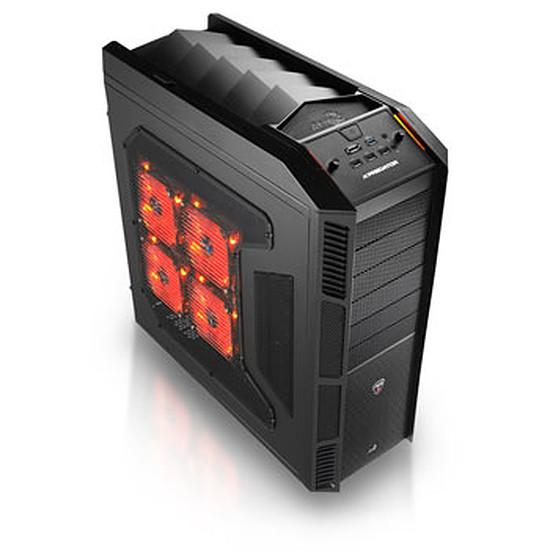 Boîtier PC Aerocool Xpredator - Black Edition