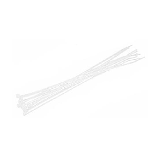 Passe câble et serre câble Serre-câble 140 x 3.6 mm (par 100, blancs)
