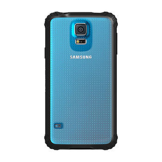 Coque et housse Griffin Coque Survivor Clear (noir) - Samsung Galaxy S5