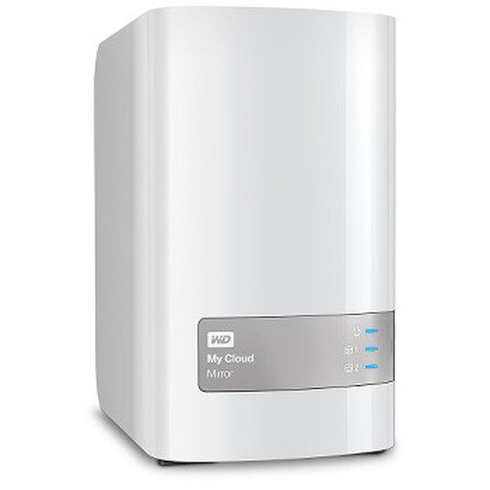 Serveur NAS Western Digital (WD) My Cloud Mirror - 4 To