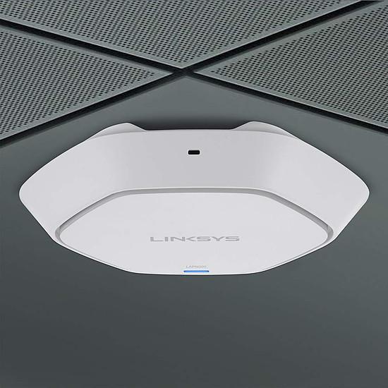 Point d'accès Wi-Fi Linksys LAPN300 - Point d'accès WiFi N300 PoE - Autre vue