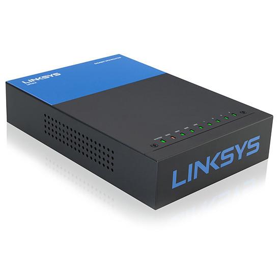 Routeur et modem Linksys LRT214 -  Routeur VPN Gigabit simple WAN OpenVPN /