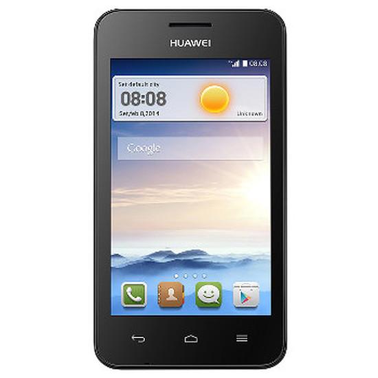 Smartphone et téléphone mobile Huawei Ascend Y330 (noir)