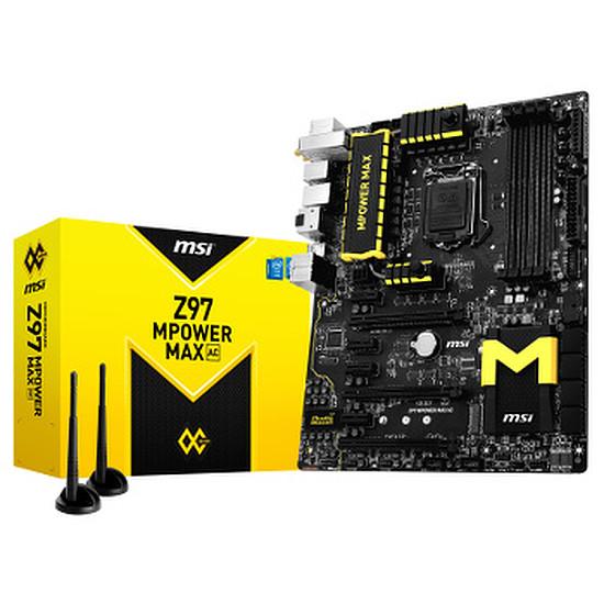 Carte mère MSI Z97 MPOWER MAX AC
