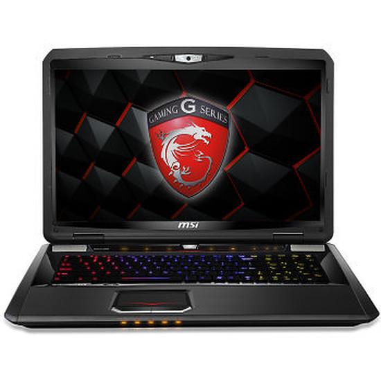 PC portable MSI Pro GT70 2OLWS-1858FR - RAID SSD - Workstation
