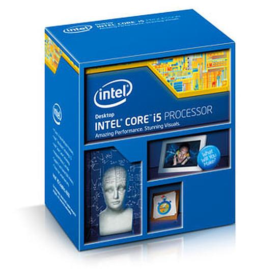 Processeur Intel Core i5 4460