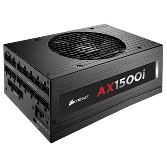 Alimentation PC Corsair AX1500i Modulaire - 1500W