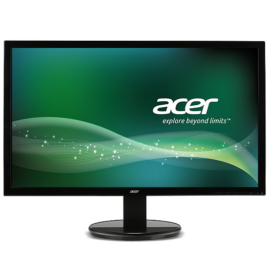 Écran PC Acer K222HQLbd - Autre vue