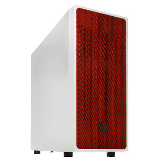 Boîtier PC BitFenix NEOS - Blanc / Rouge