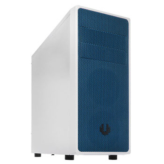 Boîtier PC BitFenix NEOS - Blanc / Bleu
