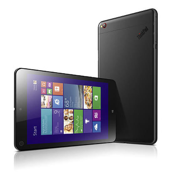 Tablette Lenovo ThinkPad 8 - 20BN001RFR - 128 Go SSD - Full HD