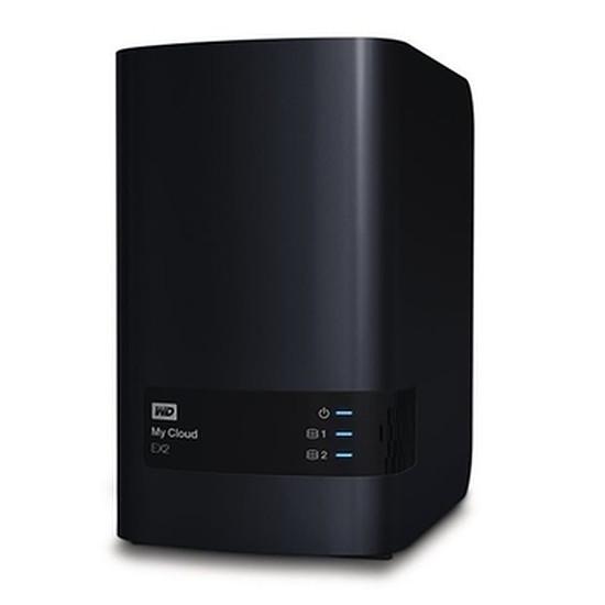 Serveur NAS Western Digital (WD) NAS My Cloud EX2 6 To (2 X 3 To Red)