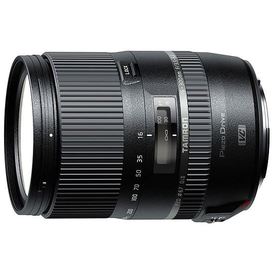 Objectif pour appareil photo Tamron AF 16-300mm f/3.5-6.3 DI II VC Macro (Nikon)