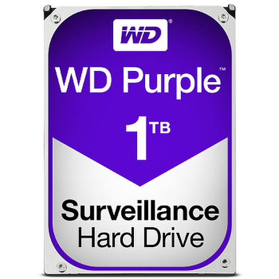 Disque dur interne Western Digital (WD) Purple - 1 To
