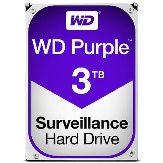 Disque dur interne Western Digital (WD) Purple - 3 To
