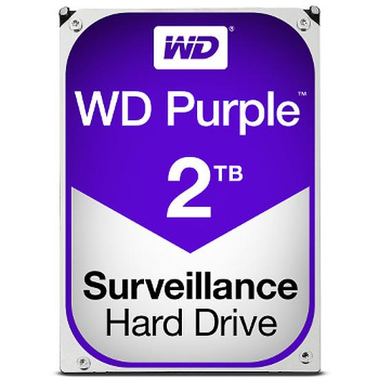 Disque dur interne Western Digital (WD) Purple - 2 To