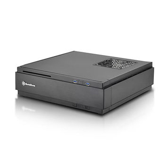 Boîtier PC Silverstone Milo ML07B - USB 3.0 Edition