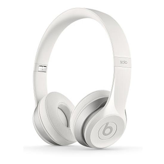 Casque Audio Beats Solo 2 - Blanc