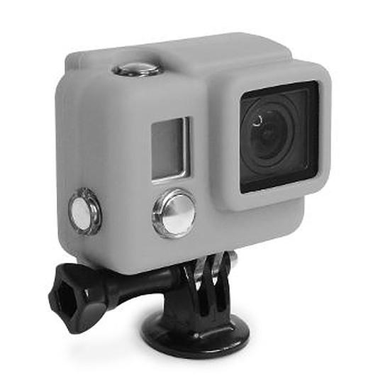 Caméra sport XSories Protection en silicone pour GoPro HERO3+ (gris)