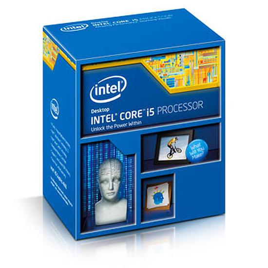 Processeur Intel Core i5 4690K