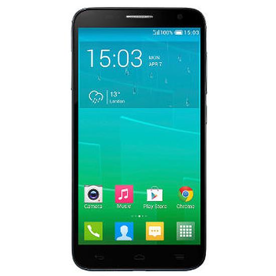 Smartphone et téléphone mobile Alcatel Mobile Idol 2 S (gris)