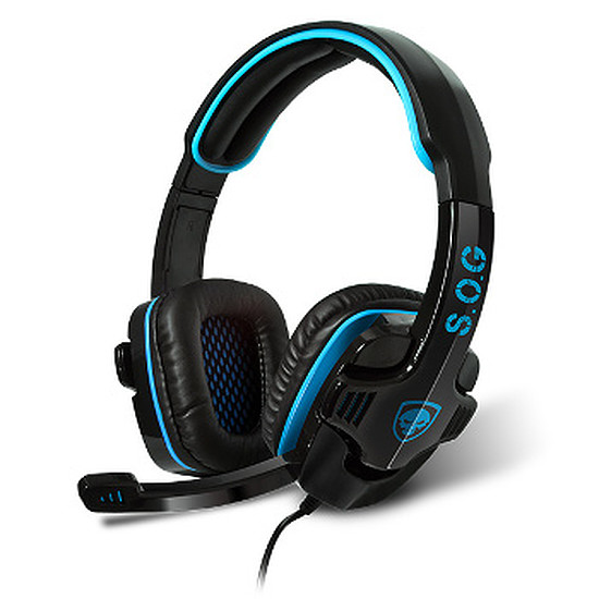 Casque micro Spirit Of Gamer XPERT-H2
