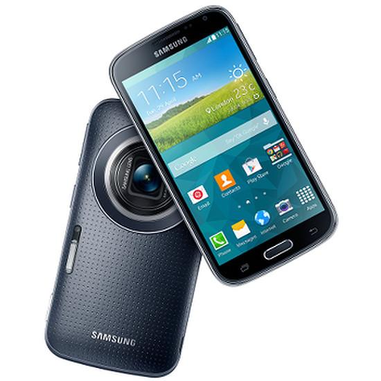 Smartphone et téléphone mobile Samsung Galaxy K Zoom (noir)